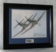 "A361DC DEAN CASWELL - ""CORSAIR ACE"" SIGNED"